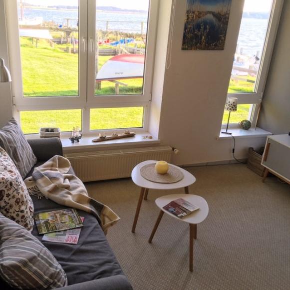 Ferienwohnung an der Schlei in Maasholm zu vermieten: Perfekter Ausgangsort für den Ostseeurlaub und Urlaub an der Schlei. Familienfreundlich eingerichtet.